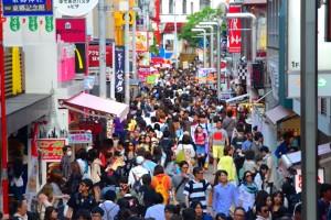 【英語は必須】毎日、約25000人の外国人が東京を訪れています!