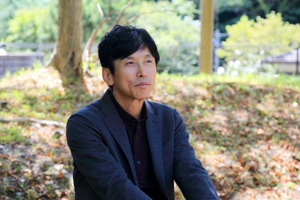 開発者 池田和弘准教授
